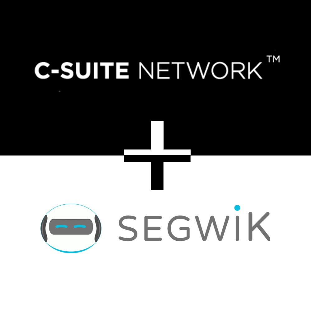 Revolutionary CRM Platform, Segwik to Partner With Largest Executive Business Network, The C-Suite Network